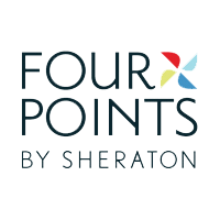 Fpt-98111-Four Points By Sheraton Brand Logo Navy Text 4-color Pinwheel Click-JPG